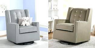 Rocking Chair Glider For Nursery Rocking Chair Glider For Nursery Swivel Glider With Ottoman Sears
