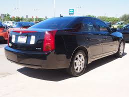 cts cadillac 2007 2007 black cadillac cts sedans theeagle com