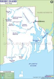 United States Map With Lakes And Rivers by Rhode Island Rivers Map Rivers In Rhode Island