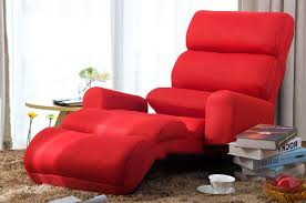 amazon com merax floor sofa reclining game chair with armrest