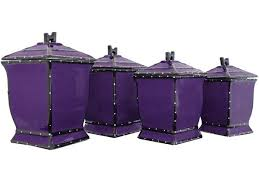 purple kitchen canister sets simple purple kitchen canisters placement dolinskiy design