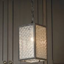 Quatrefoil Ceiling Light Quatrefoil Cutout Wall Sconce Shades Of Light