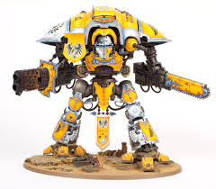 tutorial how to paint an imperial knight of house hawkshroud