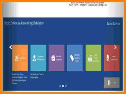 9 access database templates introduction letteraccess database