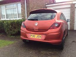 vauxhall orange 2013 chilli orange corsa le trading in for a upgrade corsa