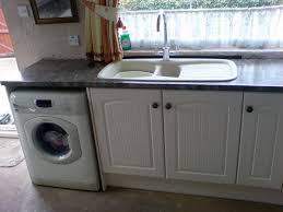 Sheffield Kitchen Fitting Services Flatpack  Joinery Services - Fitting a kitchen sink