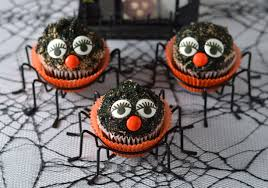 spider cupcakes friday is cake night