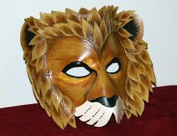 lion mask golden lion mask by cass on deviantart