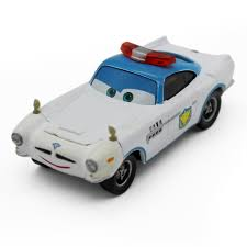 fin mcmissle brand new pixar cars finn mcmissile diecast metal