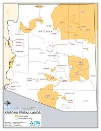 New Mexico Map With Cities And Towns by List Of Indian Reservations In Arizona Wikipedia