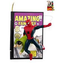 hallmark ornaments marvel dc guide spider crawlspace
