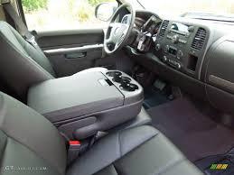 2003 Chevy Silverado Interior Ebony Interior 2013 Chevrolet Silverado 1500 Lt Crew Cab 4x4 Photo
