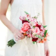wedding flowers pink pink wedding bouquets