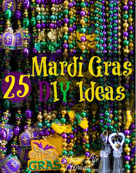 mardi gras bead wreath 25 mardi gras diy ideas home abroad