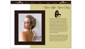 wedding planner websites website template for wedding planner order custom website design