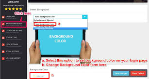 100 how to change web page background color newspaper theme