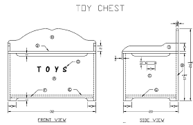 Build A Toy Chest by How To Build A Wooden Toy Box Woodworking Plans For Free From