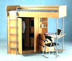 Childrens Bunk Bed With Desk Boys Loft Bed Bunk Beds With Storage And Desk Bunk Beds With Desk