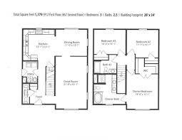 2 story home floor plans taunton northstar homes