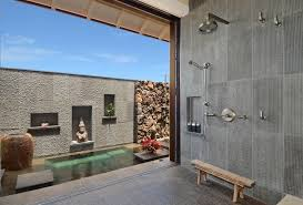 Open Shower Bathroom Design Unique Open Shower Concepts Design Inc A To Decorating Ideas
