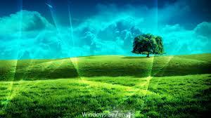 Home Design 3d For Windows 7 by 1366x768 Windows 7 Plain Desktop Pc And Mac Wallpaper
