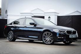 bmw 5 series 2017 review saloon car perfection pocket lint
