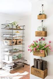 How To Decorate A Bakers Rack Best 25 Farmhouse Bakers Racks Ideas On Pinterest Industrial