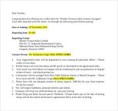 ideas of sample job offer letter india with additional description