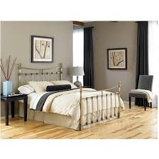 Leighton Bed Fashion Bed Group  Target - Fashion bedroom furniture