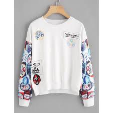 25 cute printed sweatshirts ideas on pinterest graphic