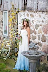 dip dye wedding dress the 25 best dipped wedding dress ideas on dip dye