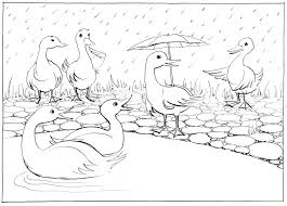 save water drawings sketch coloring page