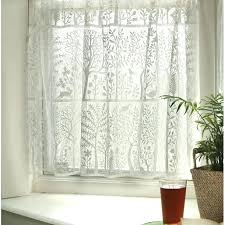 Lighthouse Window Curtains Lighthouse Lace Curtains Rabbit Hollow Lace Curtains By Heritage
