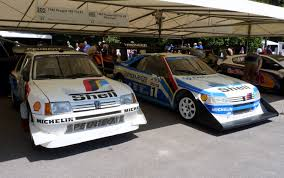 peugeot 205 t16 405 pikes peak the driven blog