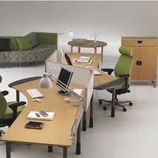 mobilier bureau modulaire mobilier modulaire pour bureau associant tables et rangements kinnarps