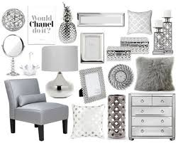 Silver Accent Chair Silver Accent Chair Facil Furniture
