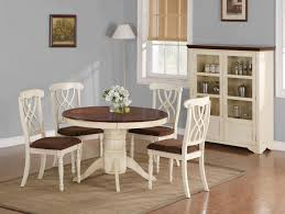 cherry wood dining room table addison buttermilk and dark cherry wood dining table set steal a
