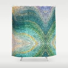 Artistic Shower Curtains Mermaid Shower Curtain Artistic Shower Mermaid S