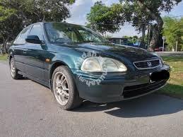 1996 honda civic 1 6 a vtec engine cars for sale in petaling