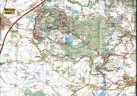 Hiking Maps Cesky Raj Maps