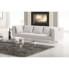 canapé sofa italien canapé 2 places en cuir italien melbourne achat vente canapé