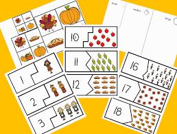 c kindergarten some thanksgiving stuff
