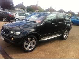 bmw x5 black for sale used 2005 bmw x5 4x4 black edition 3 0d sport 5dr auto diesel for