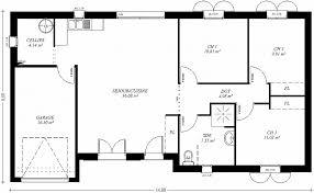 plan d une chambre plan maison 90m2 3 chambres fresh plan maison gratuit 3 chambres