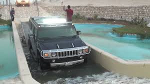 hummer sedan kuwait hummer adventurers team bic youtube