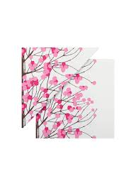 lumimarja 33x33 cm paper napkin pink white marimekko com