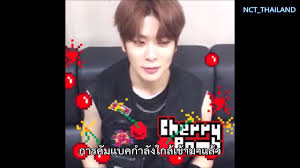 Cherry Bomb Hair Color ซ บไทย 170612 Nct127 Cherry Bomb Special Clip Youtube