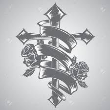30 ribbon tattoo designs