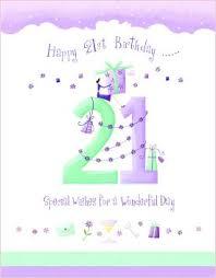 21 Birthday Card Design Card Invitation Design Ideas Happy 21st Birthday Cards Elegant