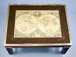 Map Coffee Table World Map Coffee Table Antique Style Coffee Table With World